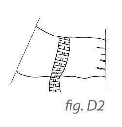 Misura del piede